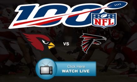 TV streaming services Falcons vs Cardinals Live Streams Reddit