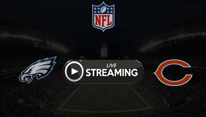 Bears vs Eagles Live streaming reddit