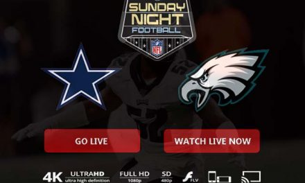 NFL Live Cowboys vs Eagles Reddit NFL Streams Official Coverage Free