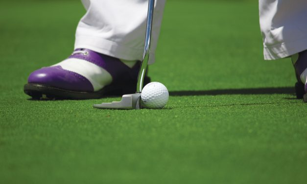 HOW TO PRACTICE GOLFING AT HOME?