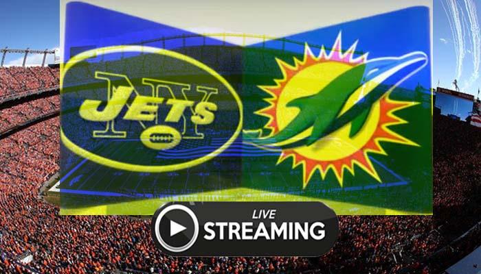 Jets vs Dolphins Live Stream Reddit Online