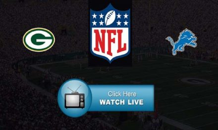 Monday Night Football Lions vs Packers Live Streams Reddit
