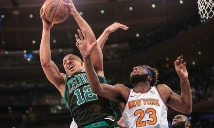 Boston Celtics Off to a Rocky Start this NBA Season