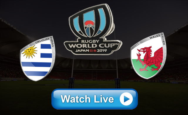 Wales vs Uruguay Rugby