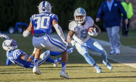 Duke vs UNC Football TV channel, live Reddit streams, how to watch