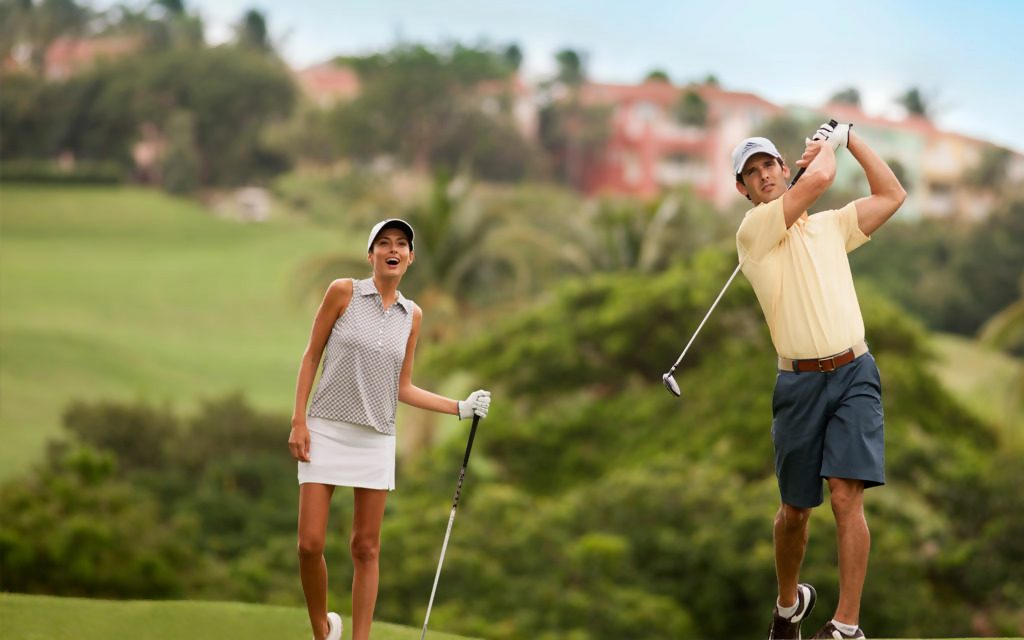 5 tips on how to become a professional golf player