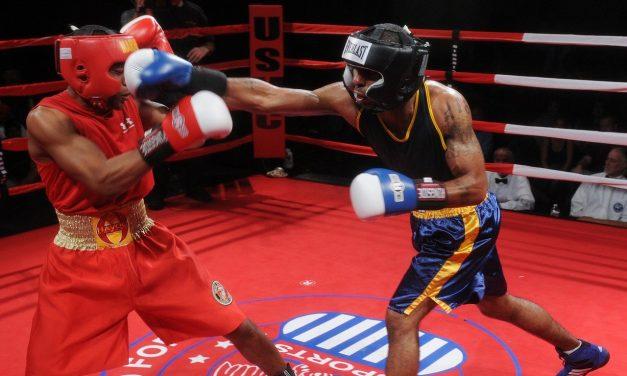 Boxing Punch Techniques
