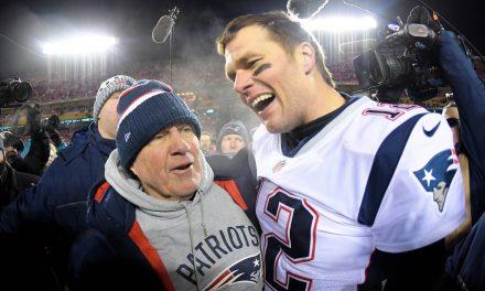 Will we see the Belichik-Brady partnership ever again?