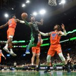 Marcus Smart tests positive for coronavirus