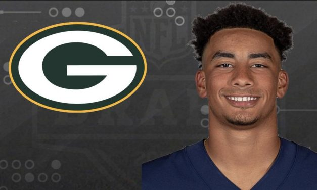 Packers' decision to draft Jordan Love, not receivers, makes no sense