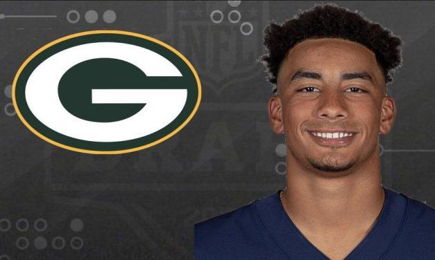 Packers' decision to draft Jordan Love, not receivers, makes no sense