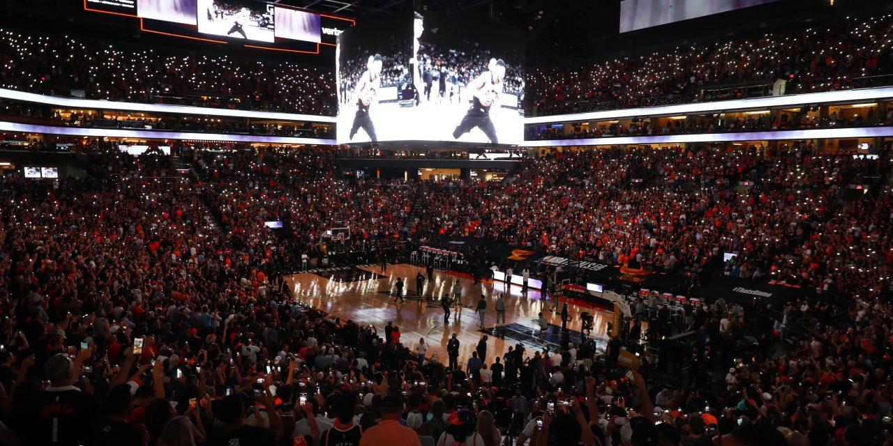 NBA Road Teams Fighting an Uphill Battle?
