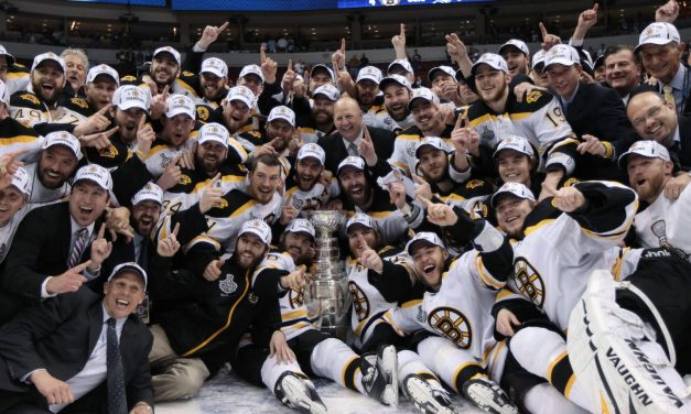 Books Have High Expectations for the Boston Bruins in 2021-22 NHL Season