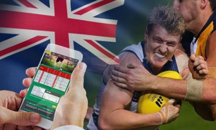 Features of Australian betting and the legislation governing it
